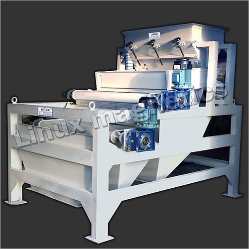 Industrial Magnetic Roller Separator