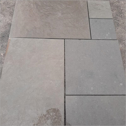 Dove Grey Tumbled Limestone