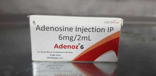 Adenoz-Adenosine Injection 6mg /2 m