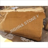 Jaisalmer Yellow, Teak Wood & Rainbow Stone