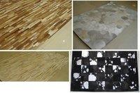 Floor Leather Rugs