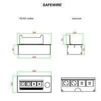 Safewire FZ-521WF-B