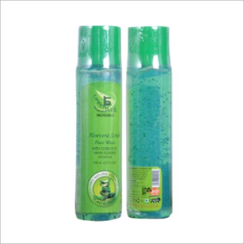 Aloe Vera Scrub Face Wash