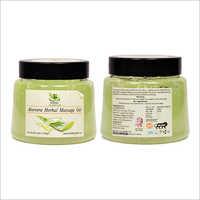 Aloe Vera Herbal Massage Gel