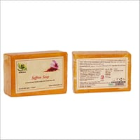 Herbal Essential Oil Saffron Soap