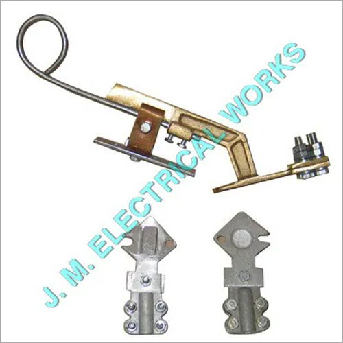Electrical Female Connector Clamp