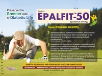 Epalrestat 50 mg