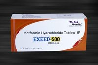 Metformin 500 mg & 1000 mg (Sustained Release)