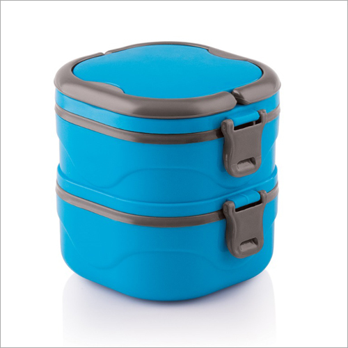 Two Containers Casserole Lunch Box