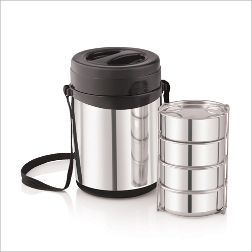 Four Containers Lunch Box