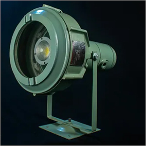 Flameproof Round Flood Light
