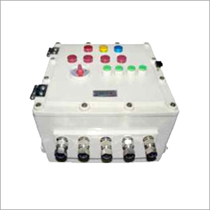 Flameproof Control Panel(350x350)