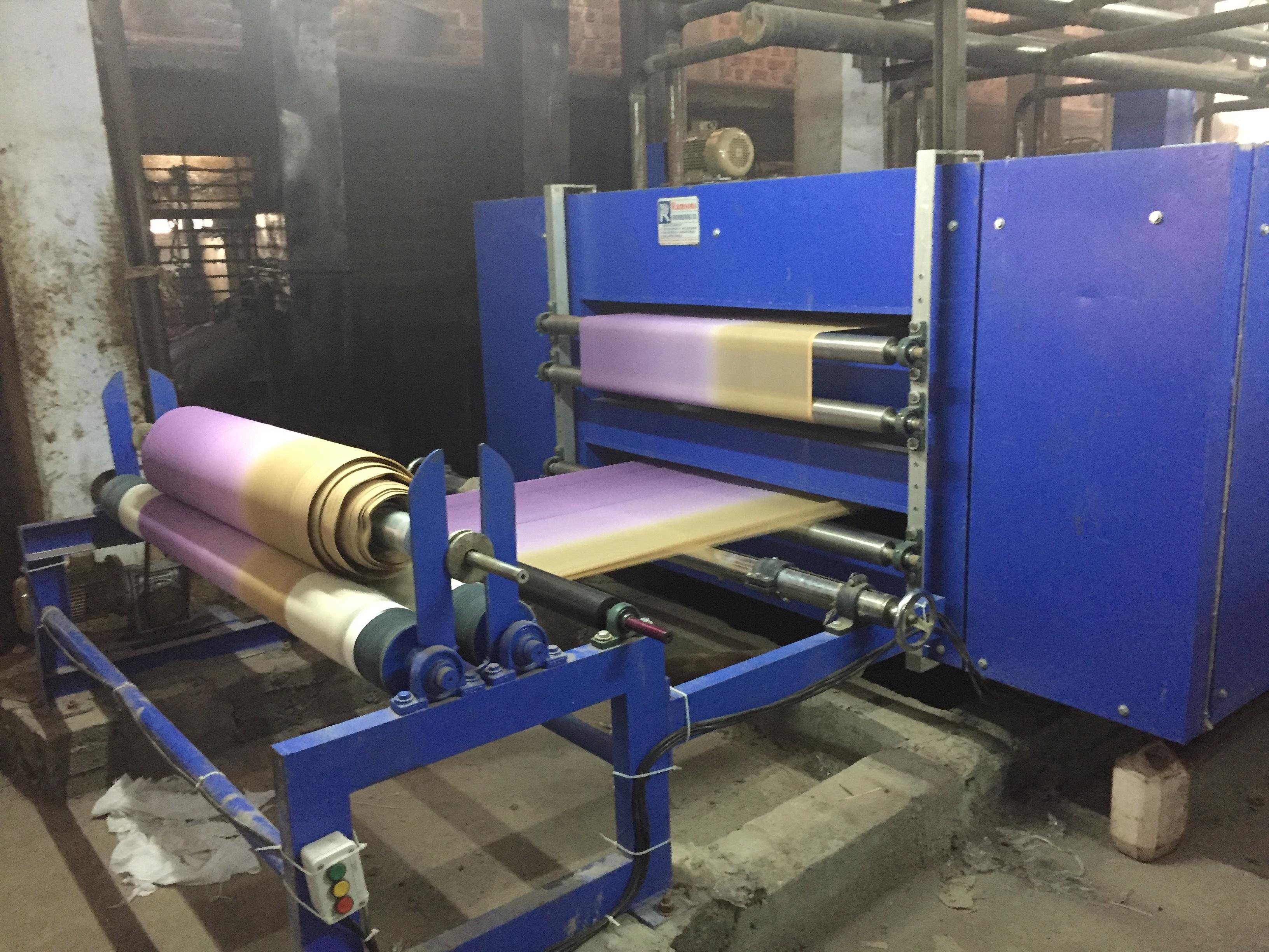 Shaded Dyeing Machine