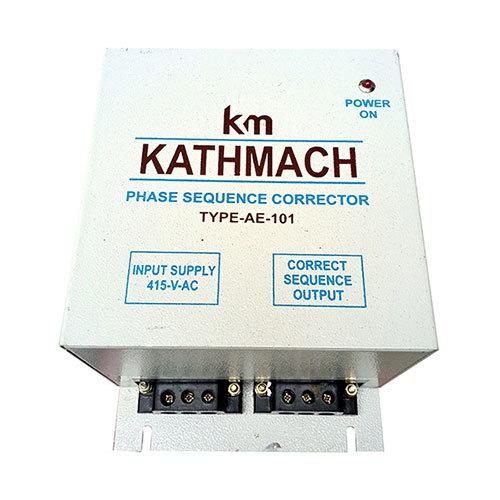 415 V AC Phase Sequence Corrector