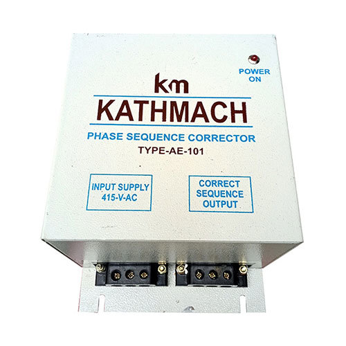 415 V AC Phase Sequence Corrector