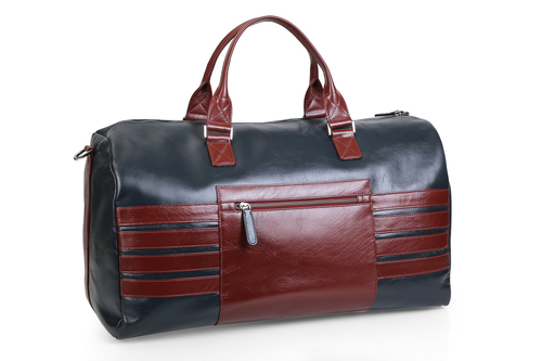 UNISEX Leather Duffel Bag