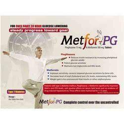 Pioglitazone 15 Mg & Metformin 500 Mg Tablets