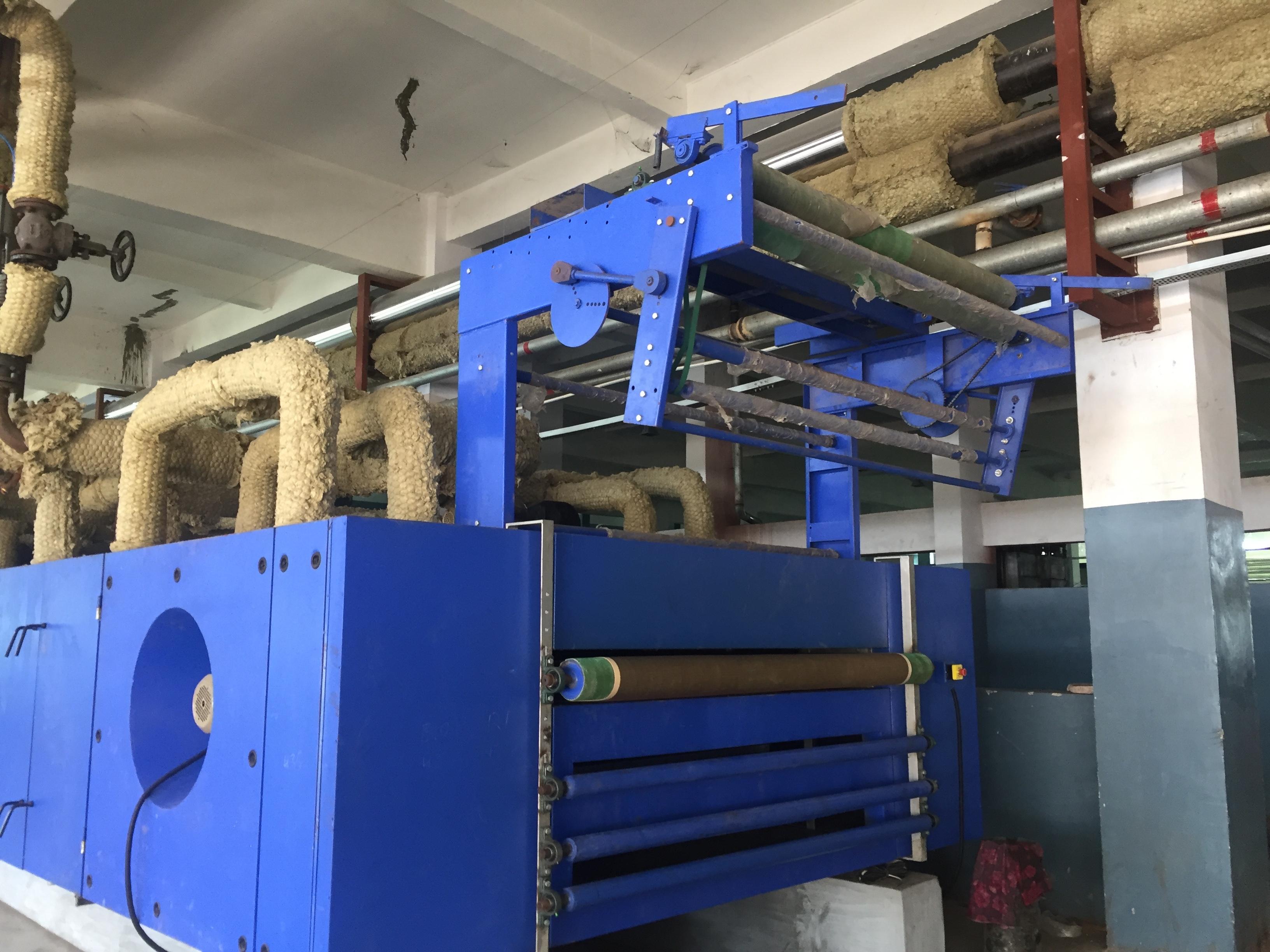 Rotary Printing Dryer
