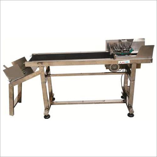 Feeding And Stacking InkJet Conveyor