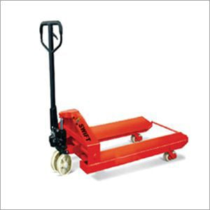 Easy To Operate Hydraulic Reel Pallet Truck