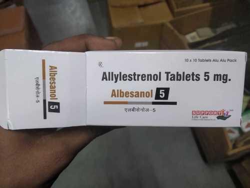 Allylestrenol tablets 5mg