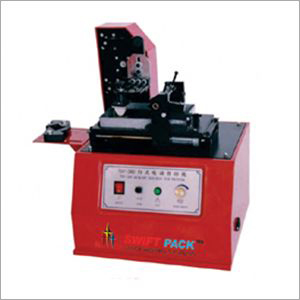 Semi-Automatic Pad Printer Machine