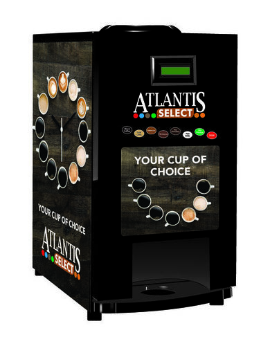 Atlantis Select Hot Beverage Vending Machine