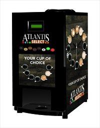 Atlantis Select Hot Beverage Vending Machine