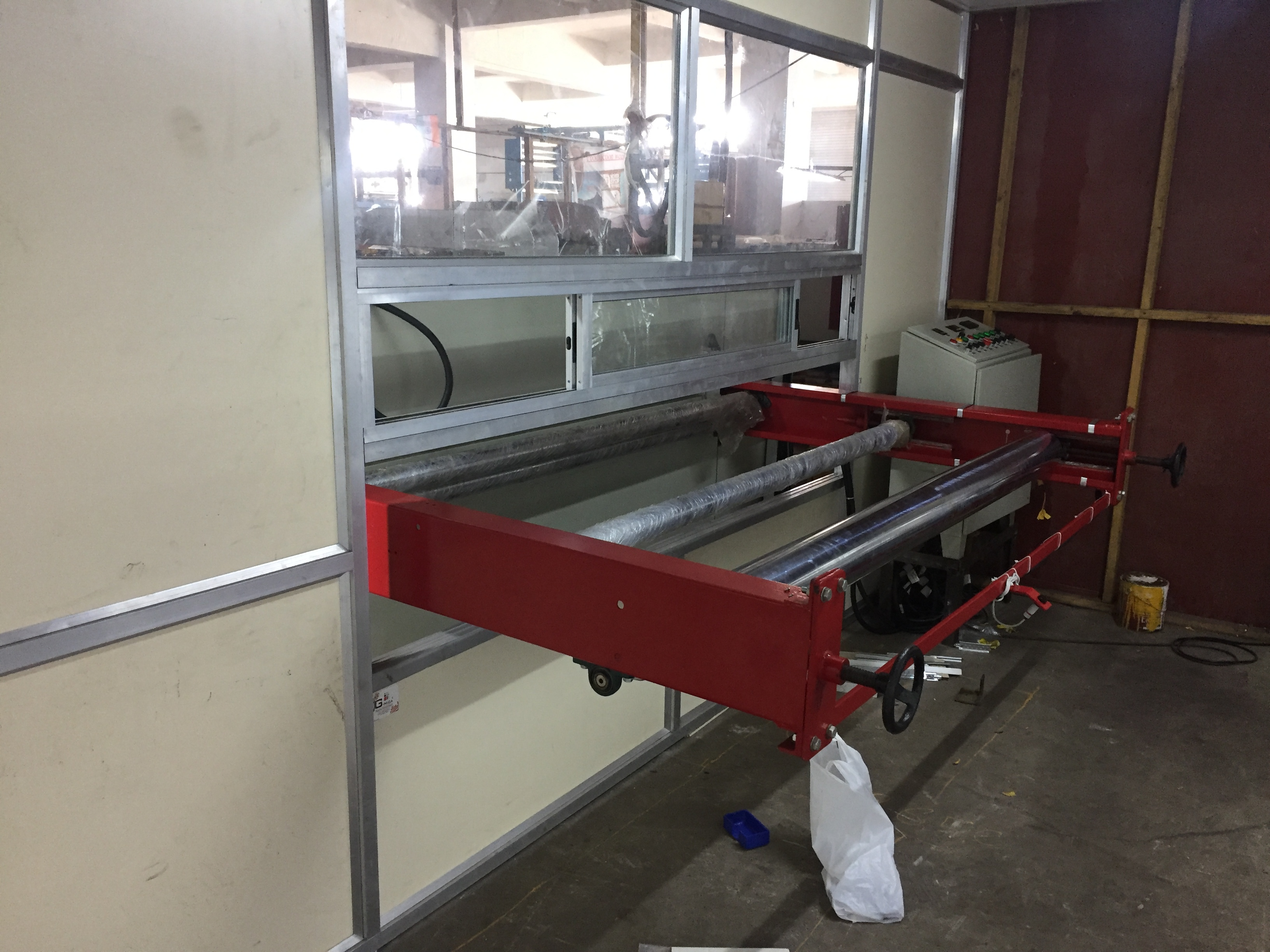 Digital Fabric Dryer