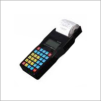 Portable Billing Machine