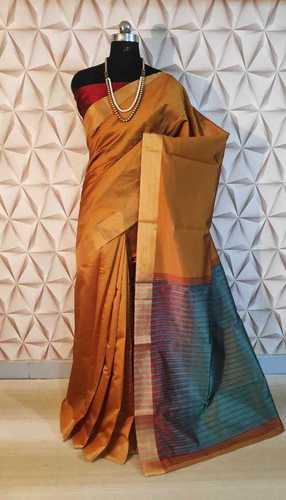 Lichi Soft Silk Saree