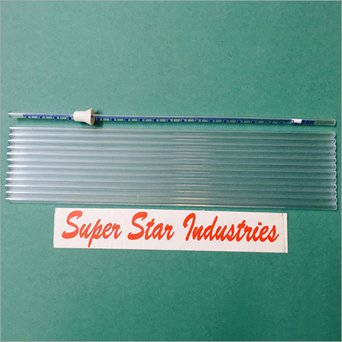 Disposable ESR Pipette Tube
