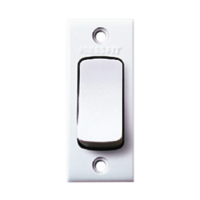 Pressfit Gold Electrical Non Modular Wall Switches