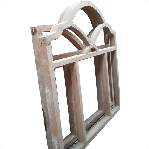 Designer Wooden Window Frame At Price 2450 Onwards Inr Piece In Siwan Om Radhey Radhey Timber