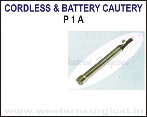 Cordless / Battery Cautery