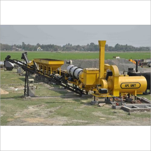 Primax Hot Mix Plant