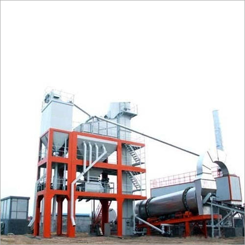 Industrial Drum Mix Plant