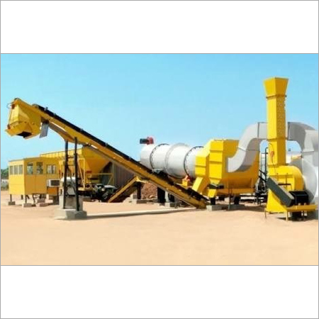 60 to 90 Asphalt Drum Mix Plant