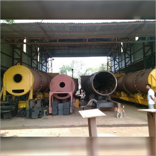 Double Drum Asphal Hot Mix Plant