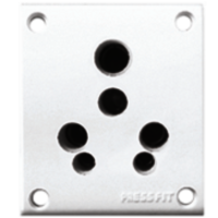 Pressfit Gold 16 Amp Switch Socket