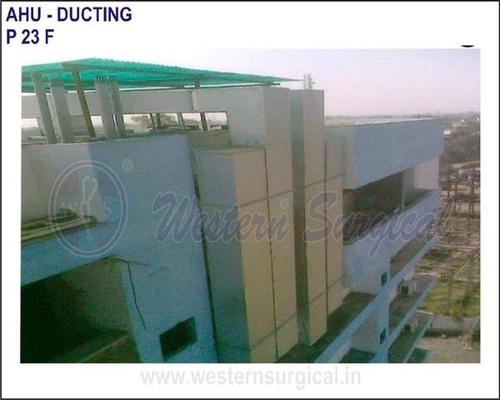 AHU - Ducting
