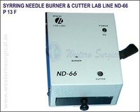 Syrring Needle Burner & Cutter LAB LINE ND-66
