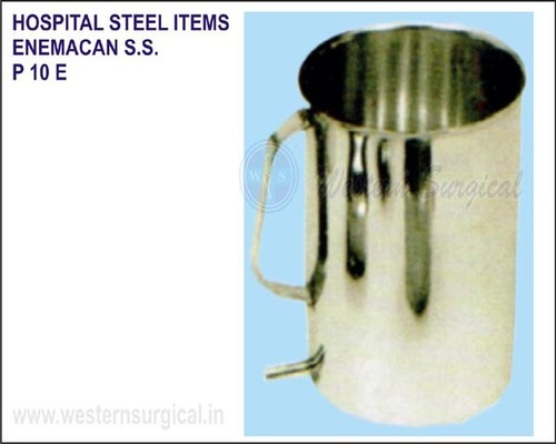 HOSPITAL STEEL ITEMS - ENEMACAN S.S