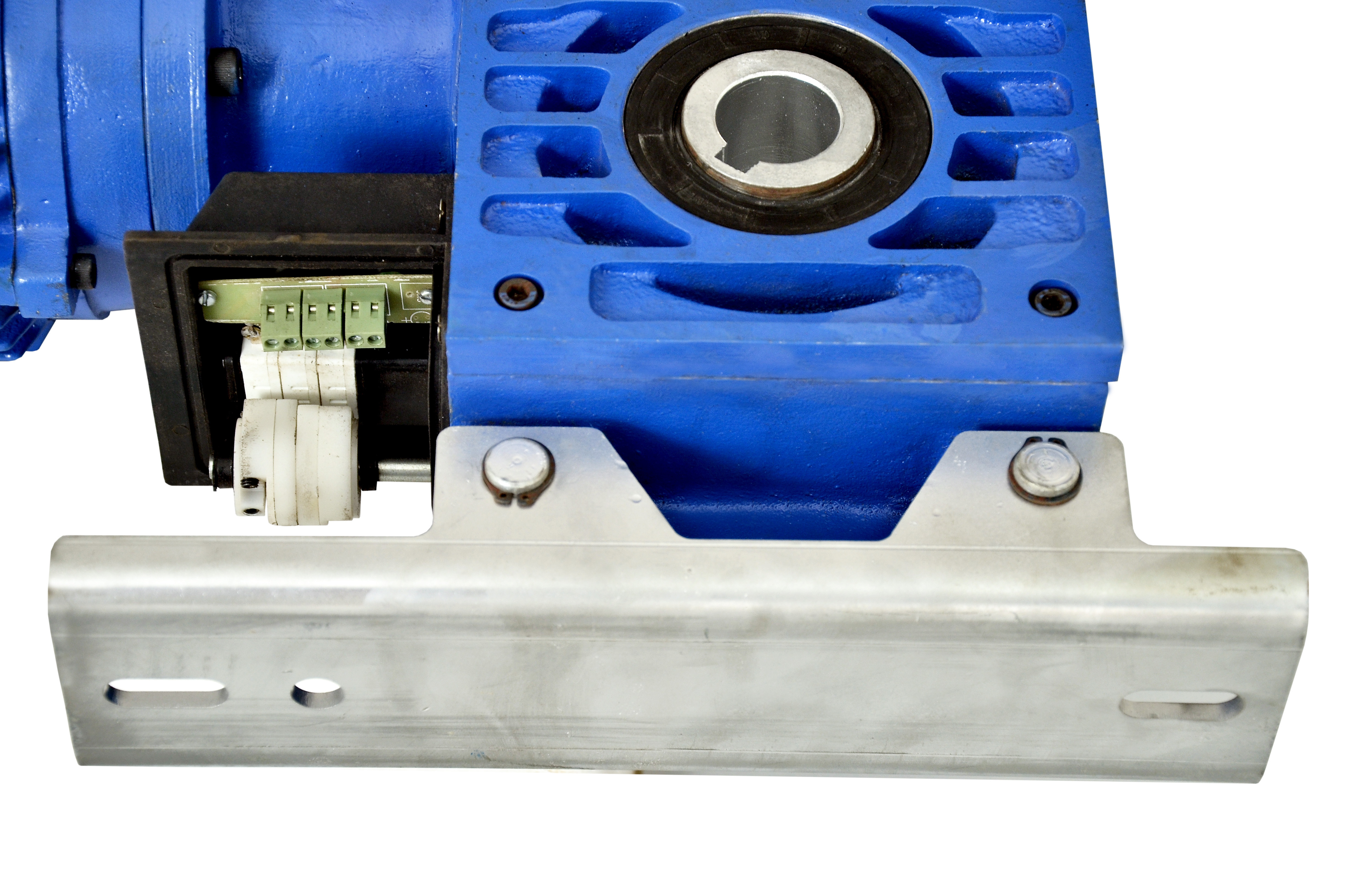 Direct Drive Rolling Shutter Gear box
