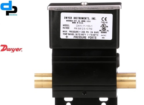 Series DX |Wet/Wet Differential Pressure Switch-