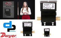 Dwyer DXW-11-153-2  Differential Pressure Switch