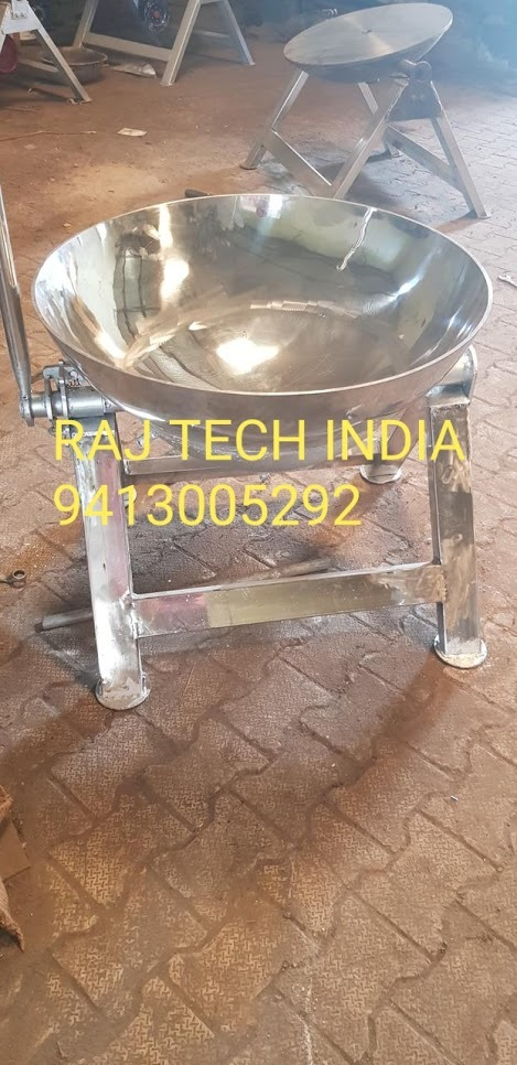 Automatic Steambased Khoya Making Machine
