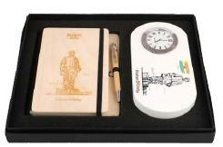 Table Notebook & Table Clock