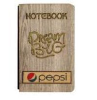 Designer Note Book - Cute A6