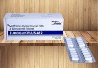 Glimperide & Metformin Combinations